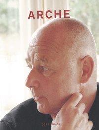 bokomslag Arche : tidskrift för psykoanalys, humaniora och arkitektur Nr 36-37