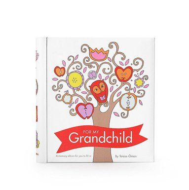 bokomslag For my grandchild