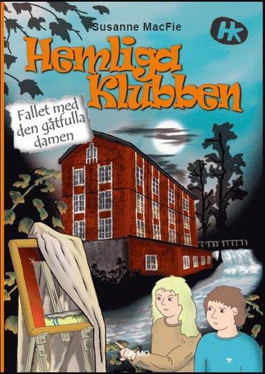 bokomslag Hemliga Klubben - Fallet med den gåtfulla damen