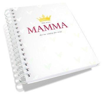 bokomslag Till min mamma : du är viktig för mig