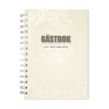bokomslag Gästbok : en fyll-i-bok för trevliga tillfällen