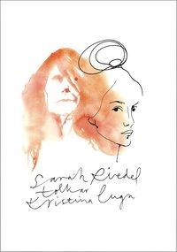 bokomslag Sarah Riedel tolkar Kristina Lugn (bok + CD)