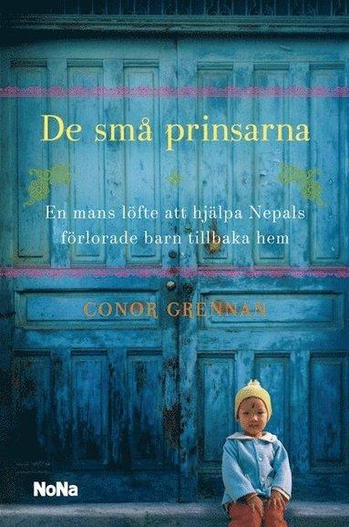 bokomslag De små prinsarna : en mans kamp för att hjälpa Nepals förlorade barn tillbaka hem