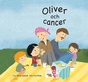 bokomslag Oliver och cancer