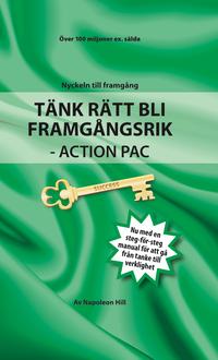 bokomslag Tänk Rätt bli Framgångsrik - Action Pack
