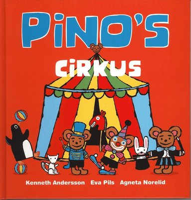 bokomslag Pino's cirkus
