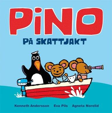 bokomslag Pino på skattjakt
