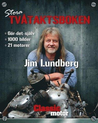 bokomslag Stora tvåtaktsboken