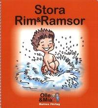 bokomslag Stora Rim & Ramsor : Olle & Mia