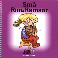 bokomslag Små Rim & Ramsor : Olle & Mia