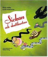 bokomslag Sickan och skattkartan