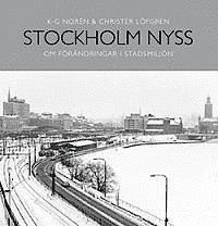 bokomslag Stockholm nyss