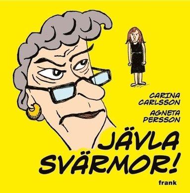 bokomslag Jävla svärmor!