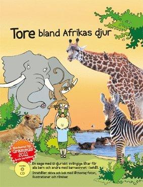 bokomslag Tore bland Afrikas djur