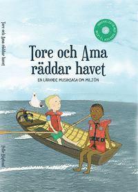 bokomslag Tore och Ama räddar havet