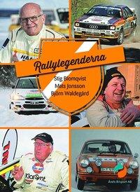 bokomslag Rallylegenderna