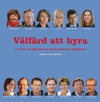 bokomslag Välfärd att hyra -:13 röster om äldreboomen och hyresrättens möjligheter