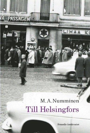 bokomslag Till Helsingfors