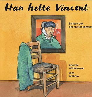 bokomslag Han hette Vincent