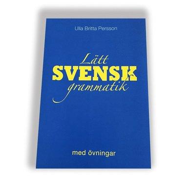 bokomslag Lätt svensk grammatik med övningar