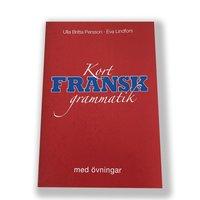 bokomslag Kort fransk grammatik med övningar