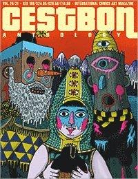 "bokomslag C""""est Bon Anthology Vol. 20-21, Kolorama"