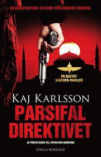 bokomslag Parsifaldirektivet
