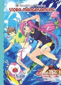 bokomslag Nosebleed Studios stora mangasamling