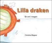 bokomslag Lilla draken får ont i magen