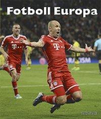 bokomslag Fotboll Europa 2012-2013