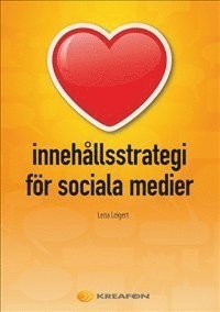 bokomslag Innehållsstrategi för sociala medier