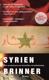 bokomslag Syrien brinner : hur revolutionen mot Assad blev ett inbördeskrig