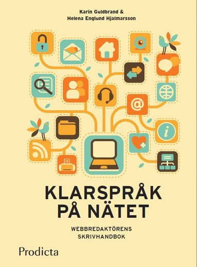 bokomslag Klarspråk på nätet, 5:e upplagan