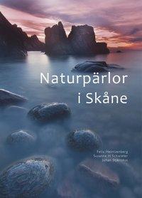 bokomslag Naturpärlor i Skåne