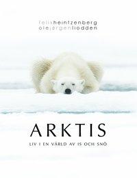 bokomslag Arktis : liv i en värld av is och snö
