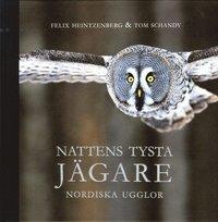 bokomslag Nattens tysta jägare : nordiska ugglor