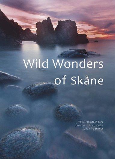 bokomslag Wild wonders of Skåne