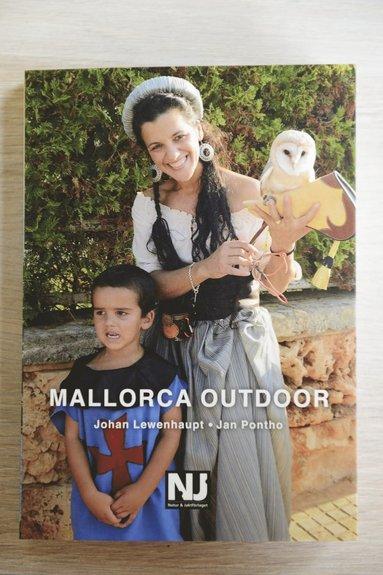 bokomslag Mallorca outdoor