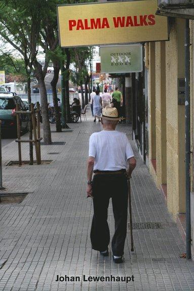 bokomslag Palma walks : staden runt hörnet
