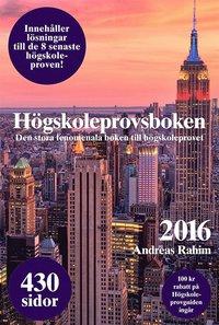 bokomslag Högskoleprovsboken : Den stora fenomenala boken till högskoleprovet