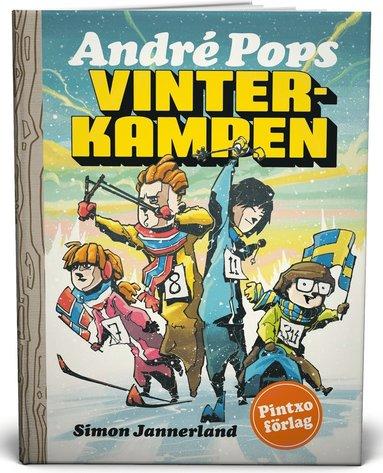 bokomslag Vinterkampen