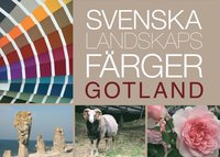 bokomslag Svenska landskapsfärger Gotland