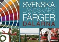 bokomslag Svenska landskapsfärger Dalarna