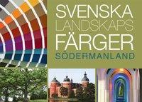 Svenska landskapsfärger Södermanland