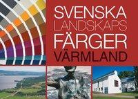 bokomslag Svenska landskapsfärger Värmland