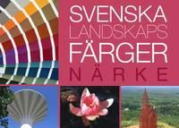 bokomslag Svenska landskapsfärger Närke