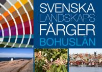 bokomslag Svenska Landskapsfärger Bohuslän