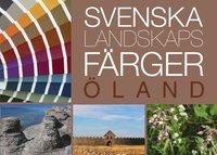 bokomslag Svenska landskapsfärger Öland