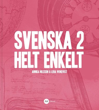 bokomslag Svenska 2 - Helt enkelt