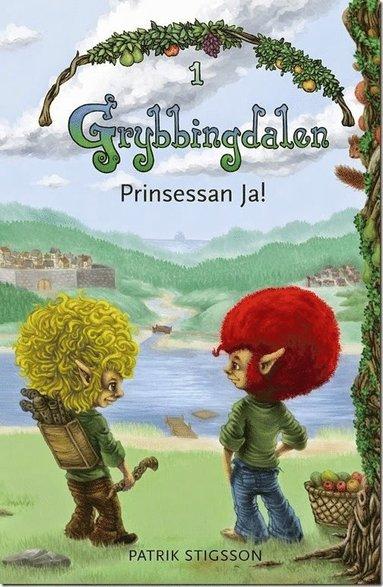 bokomslag Prinsessan Ja!